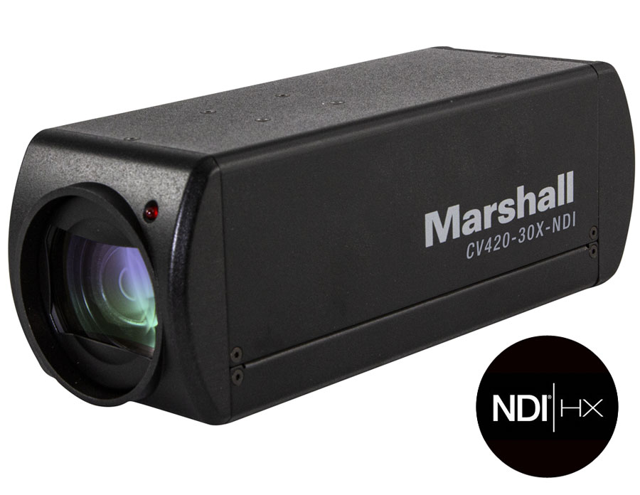 Marshall CV420-30X-NDI