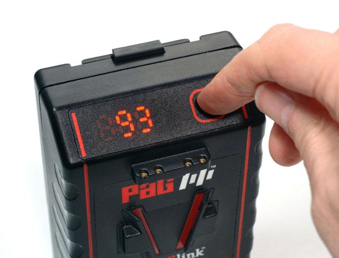 PAGlink PL150T Battery