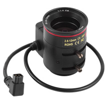 CS Objektiv VS-M2812-2