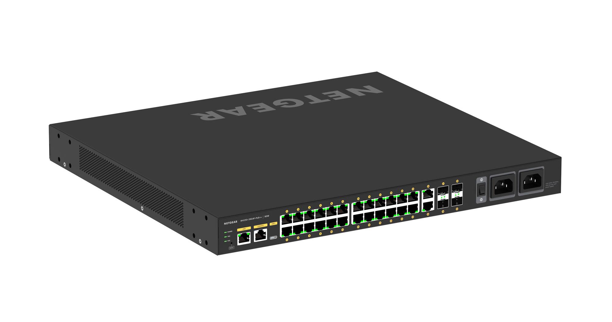 Netgear GSM4230UP