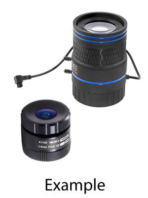 CS-Mount-Lenses