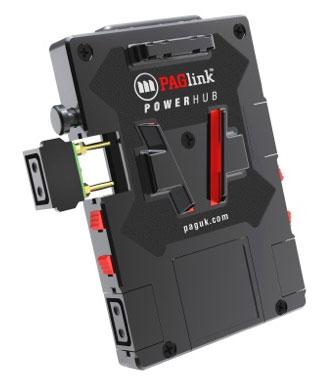 PAGlink PowerHub D-Tap
