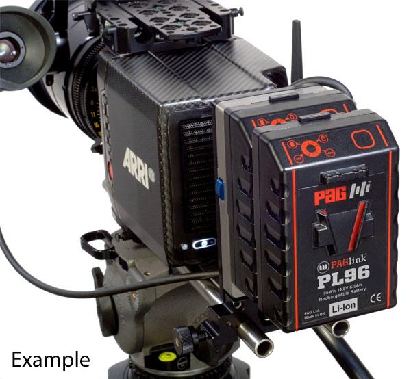 PAGlink PL96e Battery