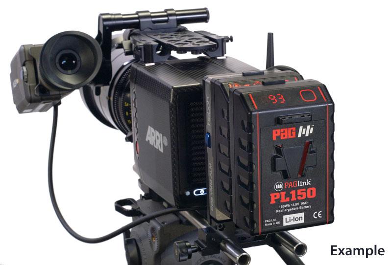 PAGlink PL150e Battery