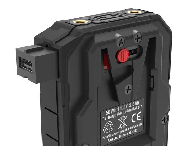 PAGlink MPL50V Battery
