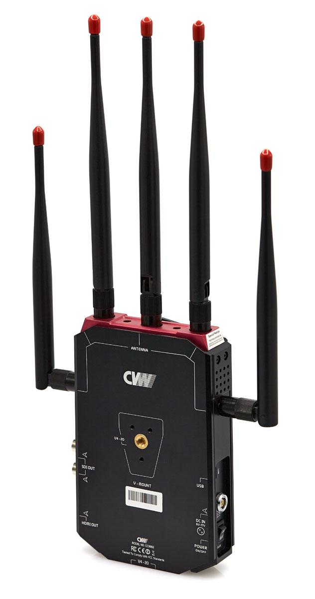 CVW Pro800 Receiver