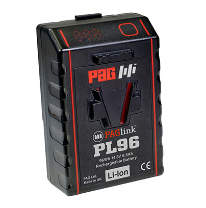 PAGlink PL96T frontal
