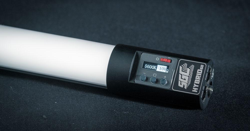 SGC Prism Series P120