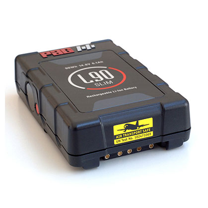 PAGlink L90 Slim Battery
