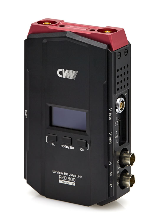 CVW Pro800 Transmitter